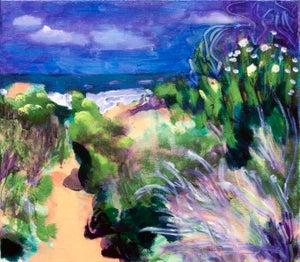 Image of Surf Beach Postcard #18