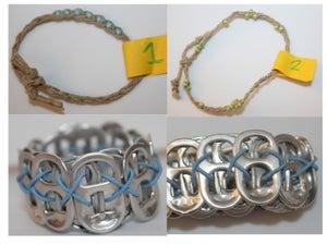 Image of Wish Bracelets or Pop Tab Bracelets