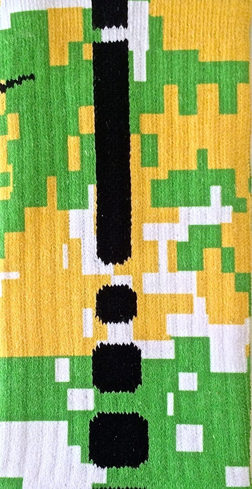 Image of Oregon Digital Camo Custom Nike Elite Socks