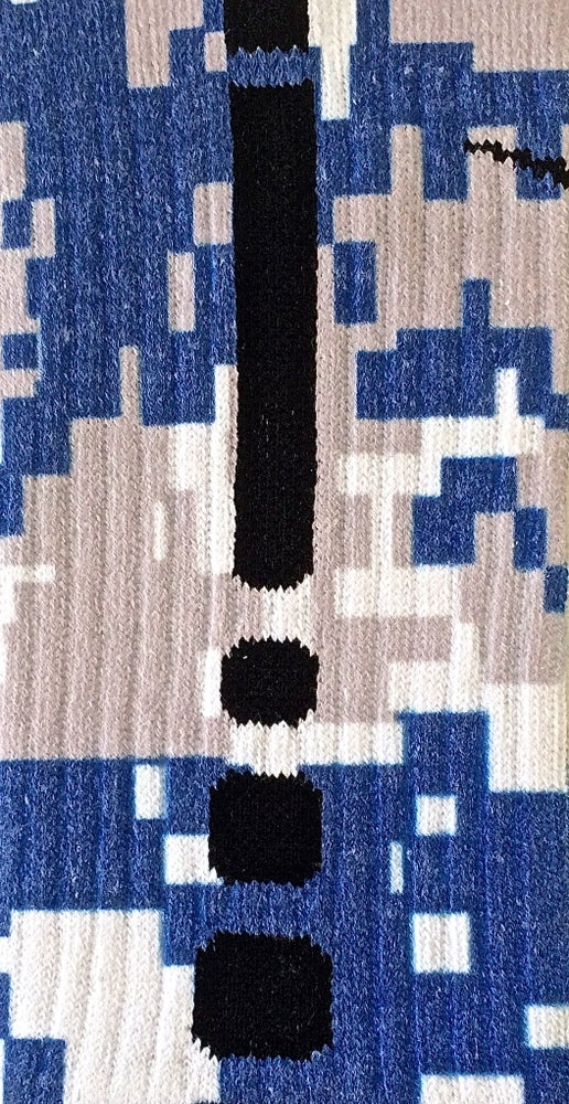 Image of Duke Digital Camo Custom Nike Elite Socks