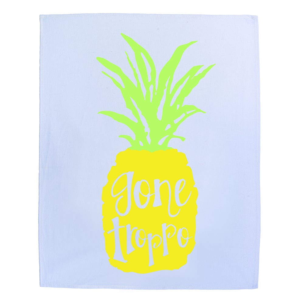 Image of Gone Troppo - tea towel