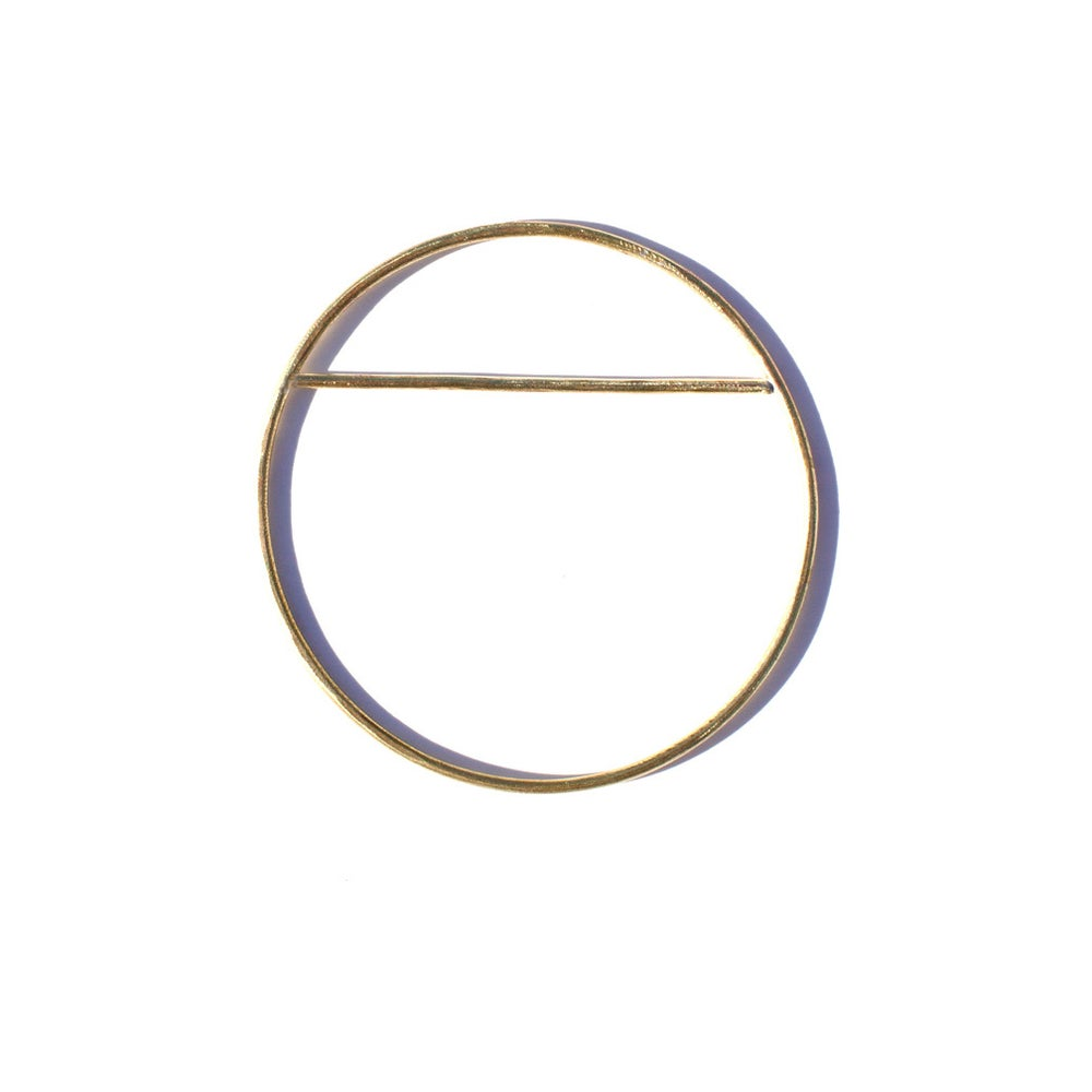 Image of Split Circle Bangle