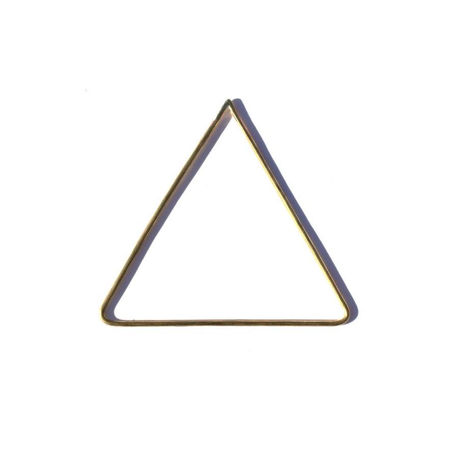 Image of Triangle Bangle