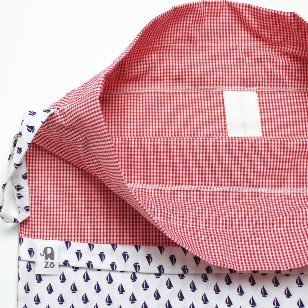 Image of Bolsa ¡Ahoy! Red