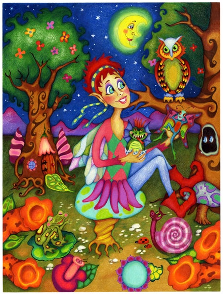 Image of Fairy and the Owl