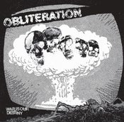 Image of Obliteration - War Is Our Destiny 7""