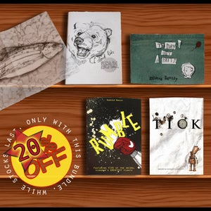 Image of BROKEN FRONTIER SPECIAL OFFER: 20% off and FREE UK Shipping!