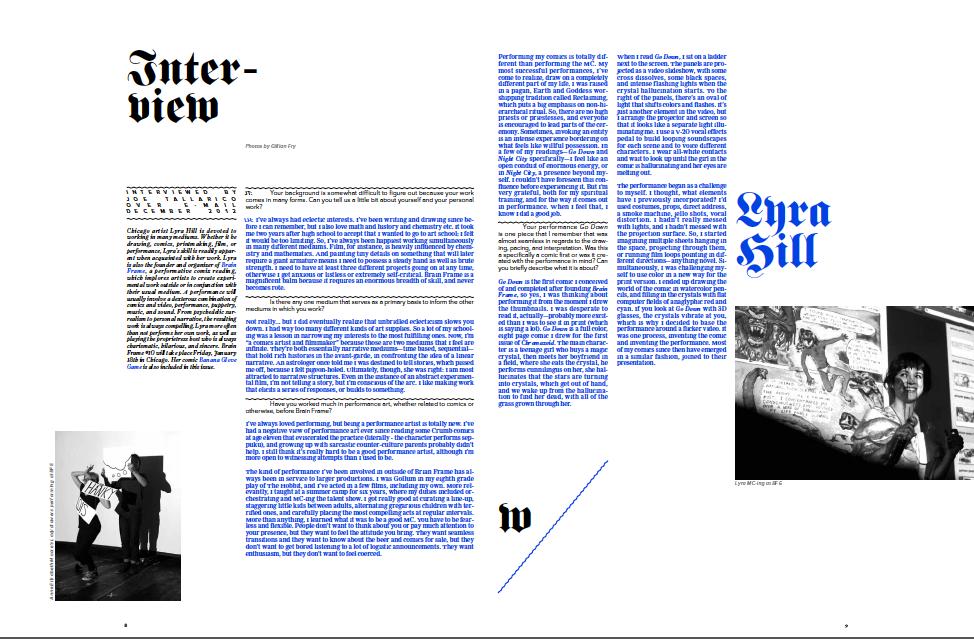Image of #119 Lumpen Comics Issue