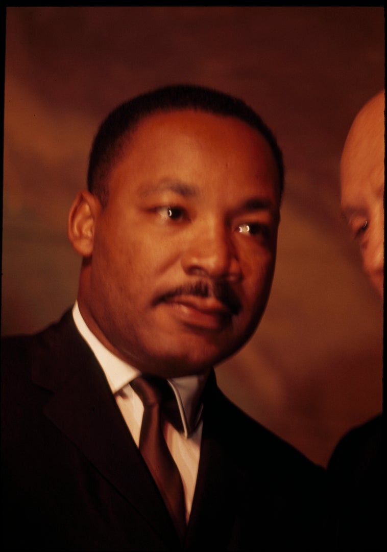 Image of Dr. Martin Luther King Jr.