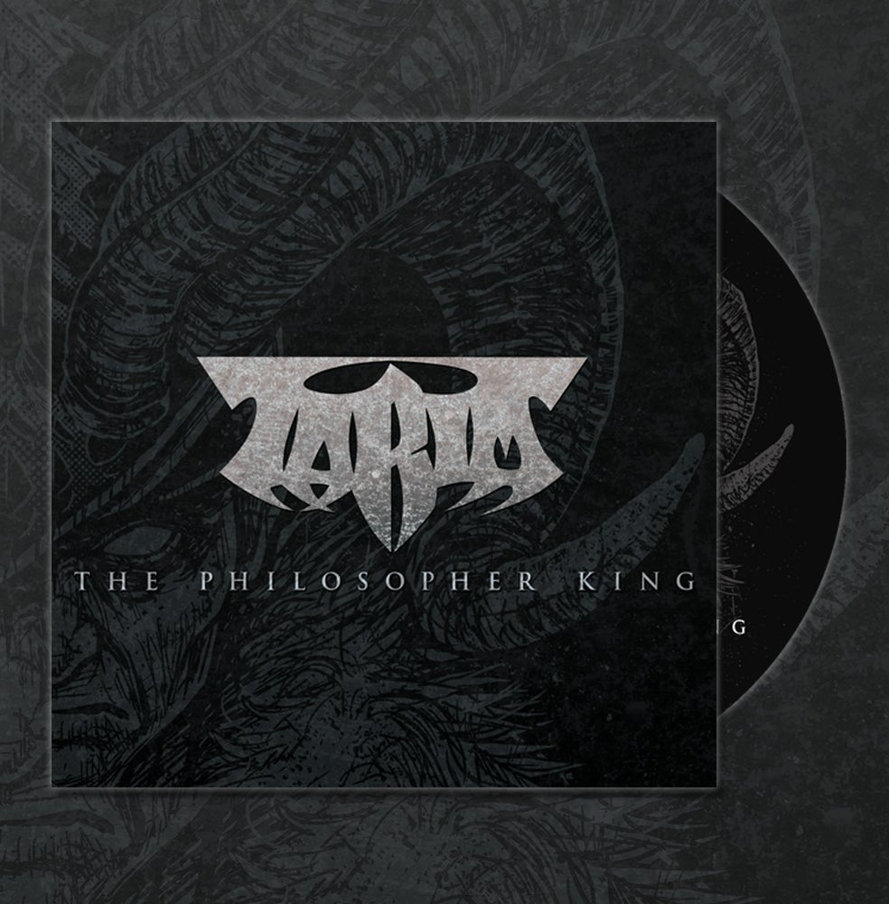 Image of The Philosopher King Digipak