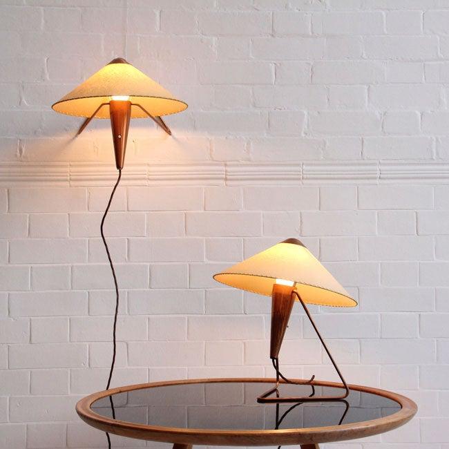 Image of Helena Frantova Copper wall/table lamp