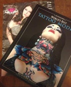 Image of 2014 calender/ Worlds Best Tattoo Models Book package