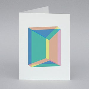 Image of Crystal 5 card