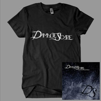 Image of T-shirt and EP Bundle!