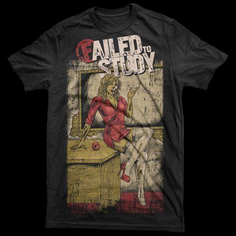 Image of Sexy Dead Teacher T-Shirt