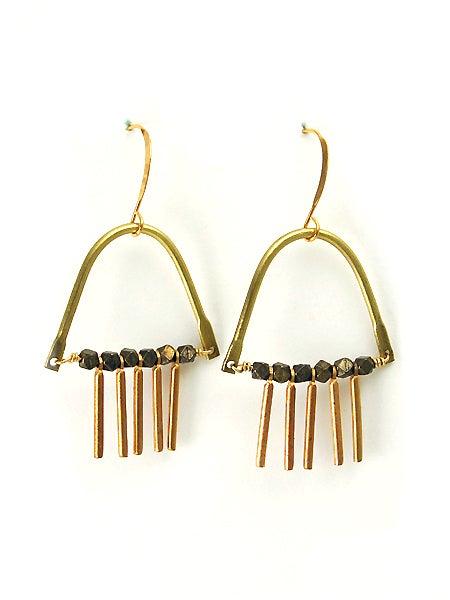 Image of Hamsa Earrings