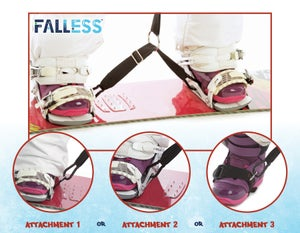 Image of Falless - Snowboard Training Strap