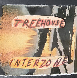 Image of Treehouse 'Interzone' LP