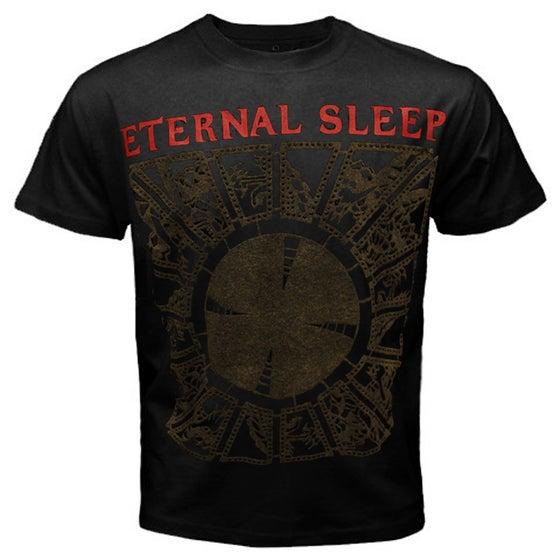 Image of Eternal Sleep - Puzzle Box T-Shirt