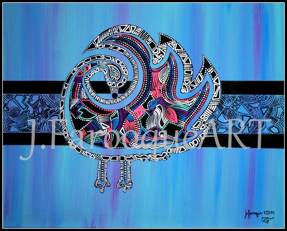 "Image of ""Sankofa"" Poster Print"