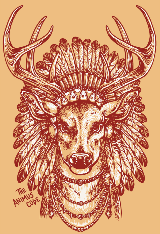 Image of Stag Chief (Poster)