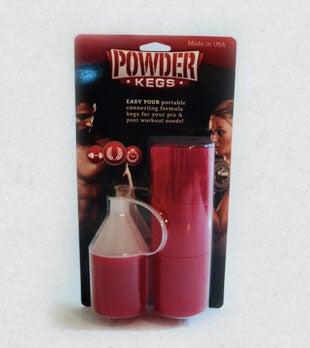 Red Powder Kegs image