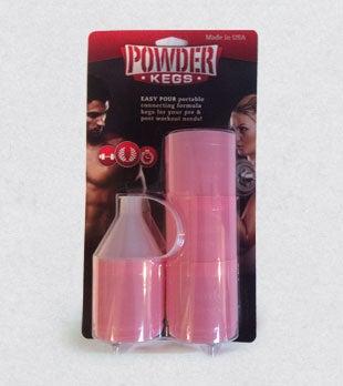 Pink Powder Kegs image