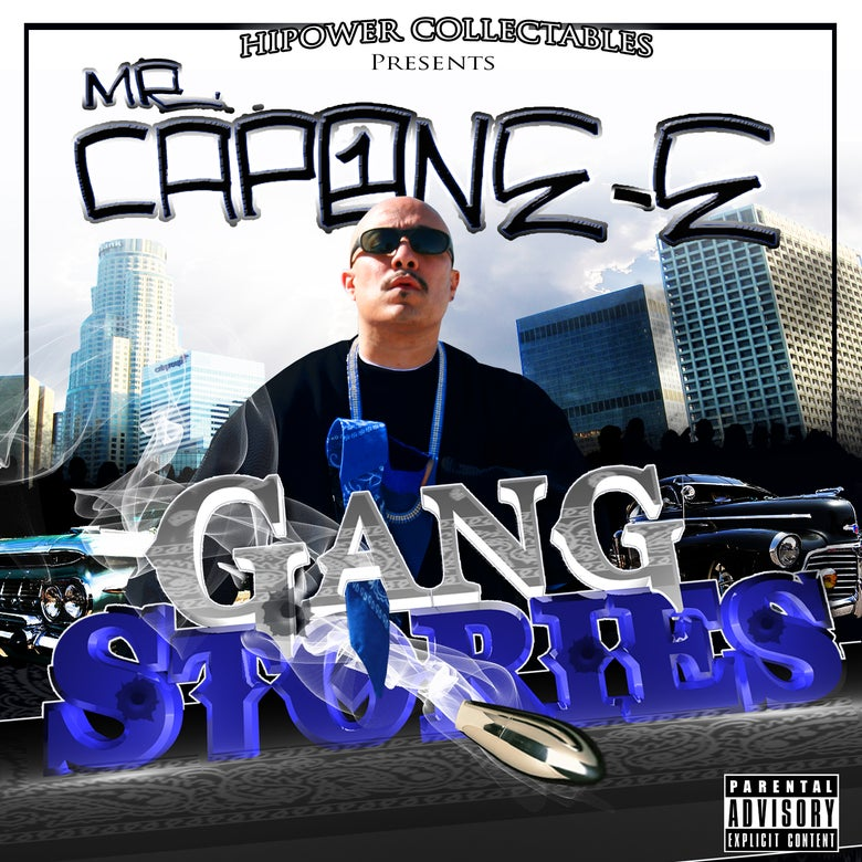 Image of Mr. Capone-E - Gang Stories