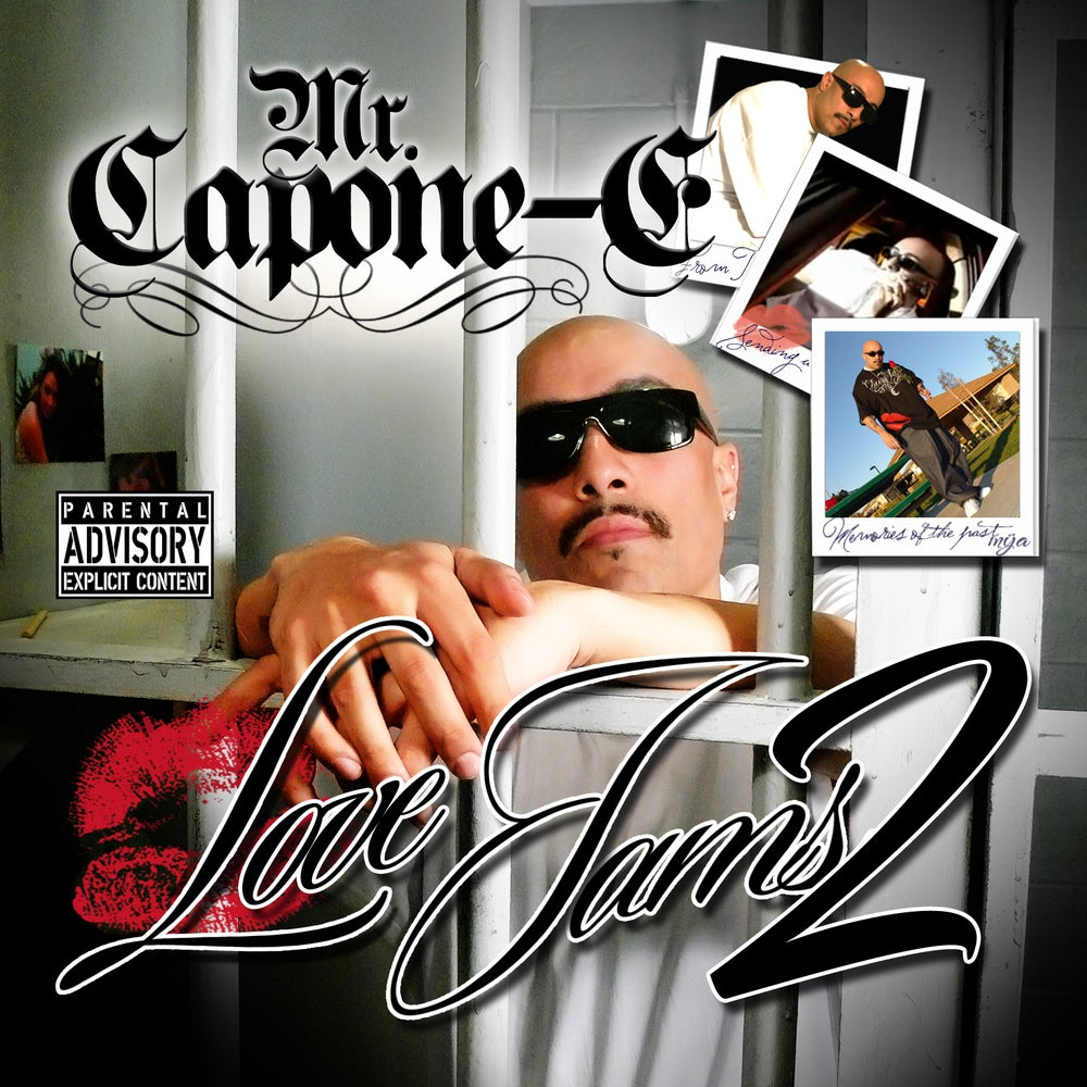 Image of Mr. Capone-E - Love Jams 2