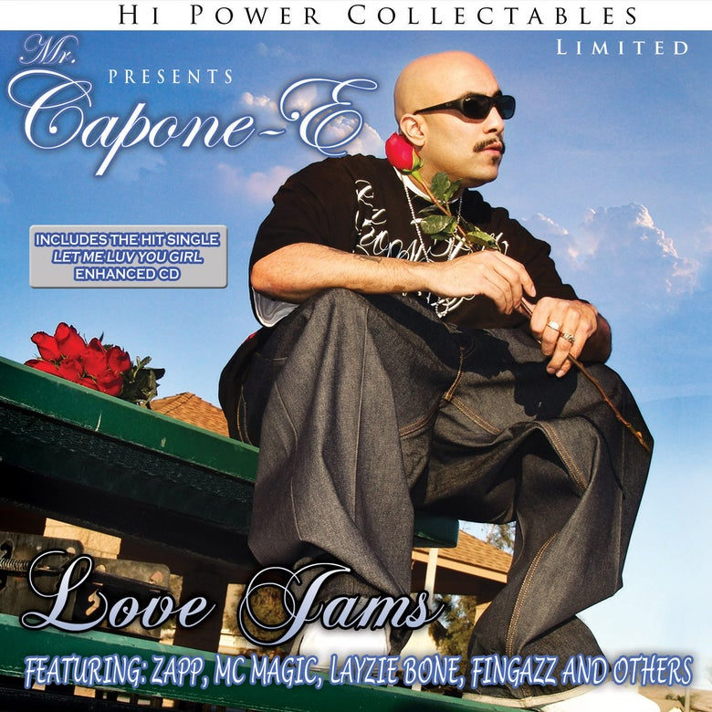 Image of Mr. Capone-E - Love Jams