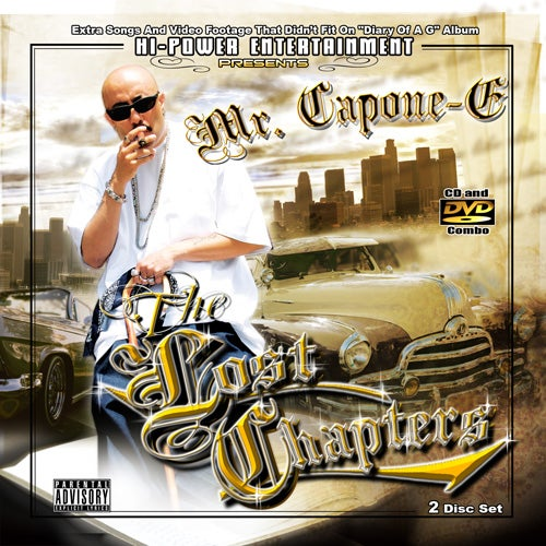 Image of Mr. Capone-E - The Lost Chapters Vol. 1