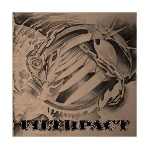 """Image of [DISTRO] Filthpact/Kansalaistottelemattomuus split 7"""""""