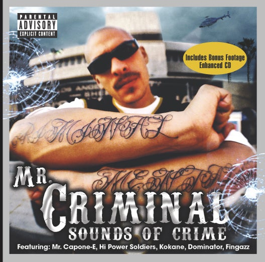 Image of Mr. Criminal - Sounds Of Crime