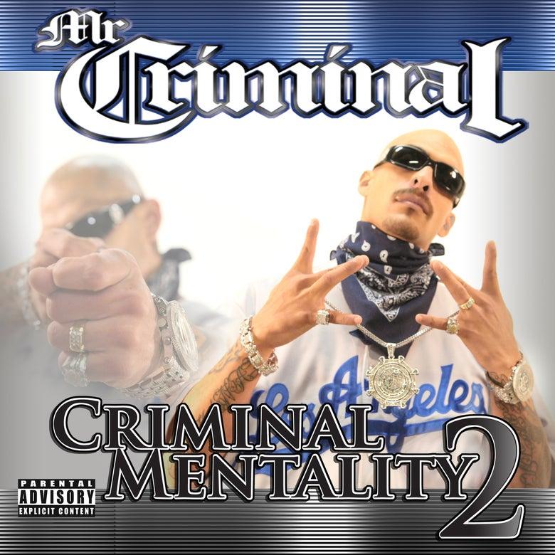 Image of Mr. Criminal - Criminal Mentality 2