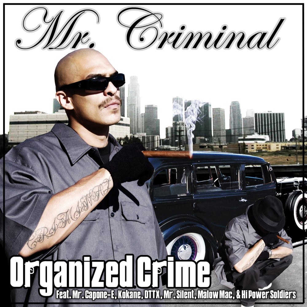 Image of Mr. Criminal - Organized Crime