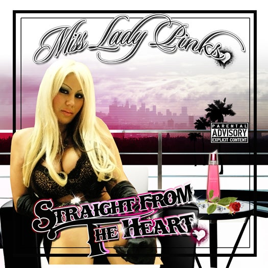 Image of Miss Lady Pinks - Straight From The Heart