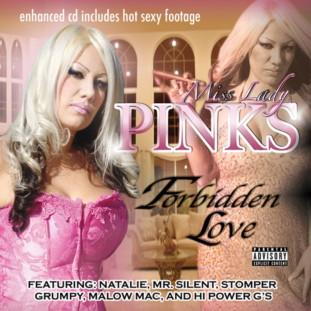 Image of Miss Lady Pinks - Forbidden Love
