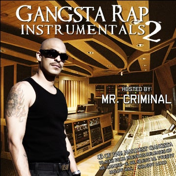 Image of Gangster Rap Instrumentals 2