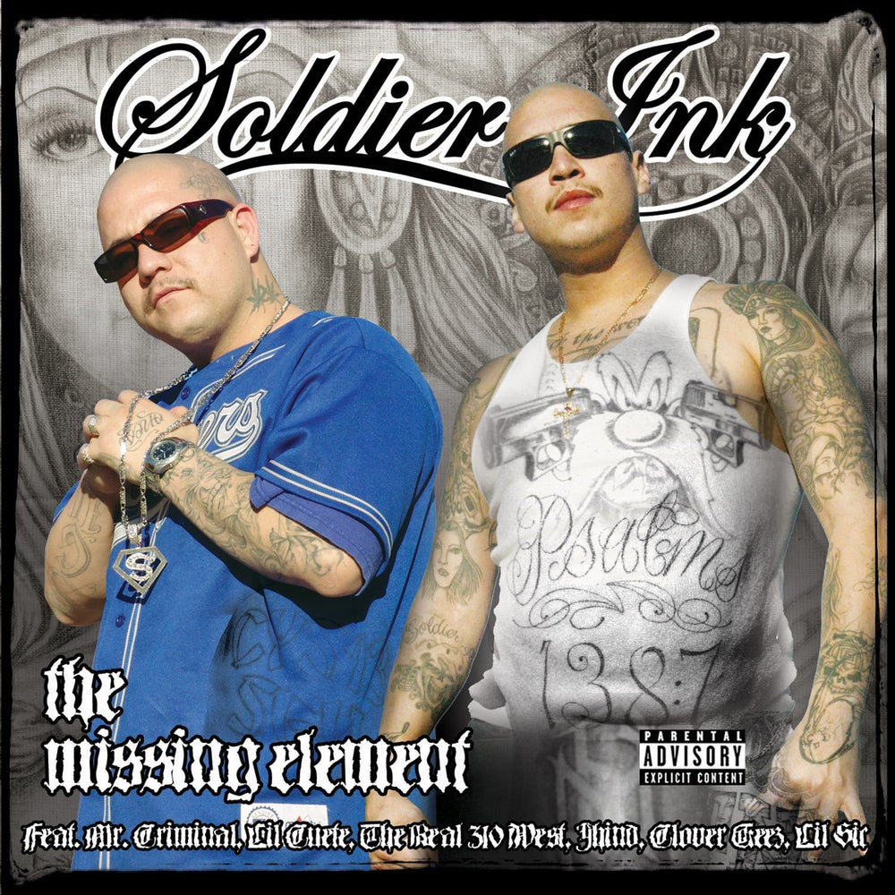 Image of Soldier Ink - The Missing Element