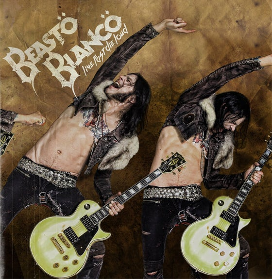 "Image of BEASTO BLANCO - ""LIVE FAST DIE LOUD"" - SIGNED CD"