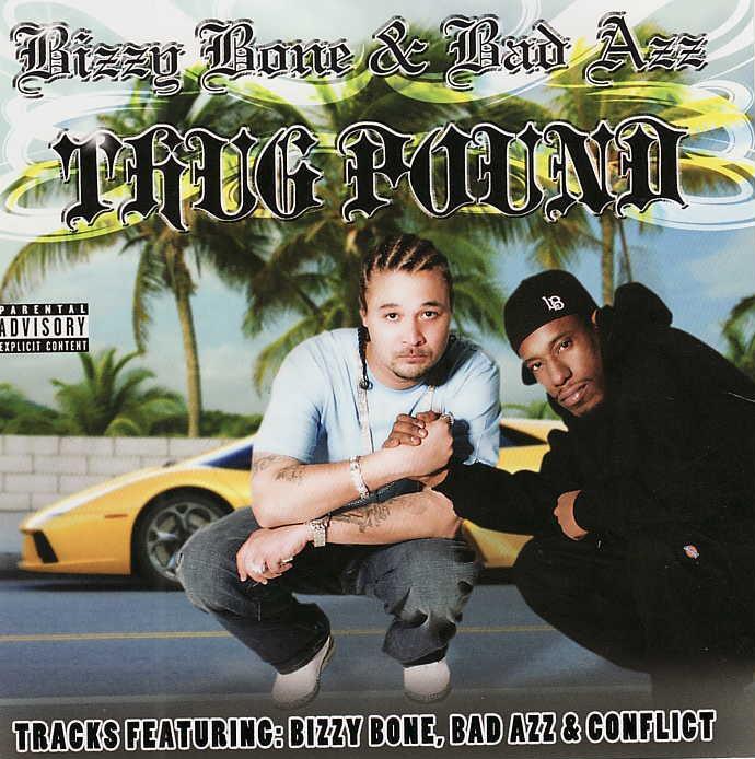 Image of Bizzy Bone & Badazz - Thug Pound