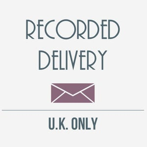 Image of Recorded Signed For Delivery (UK only)