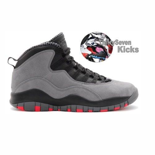 "Image of Jordan Retro 10 ""Infrared"""