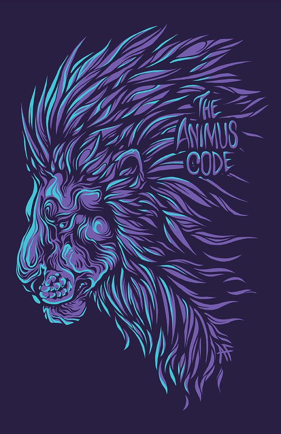 Image of Panthera Nebulous (Poster)
