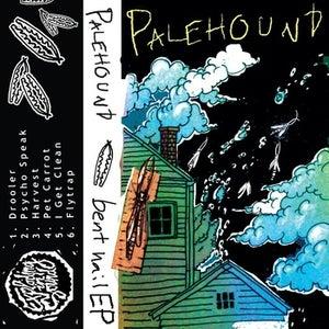 Image of Palehound - Bent Nail EP [CD]