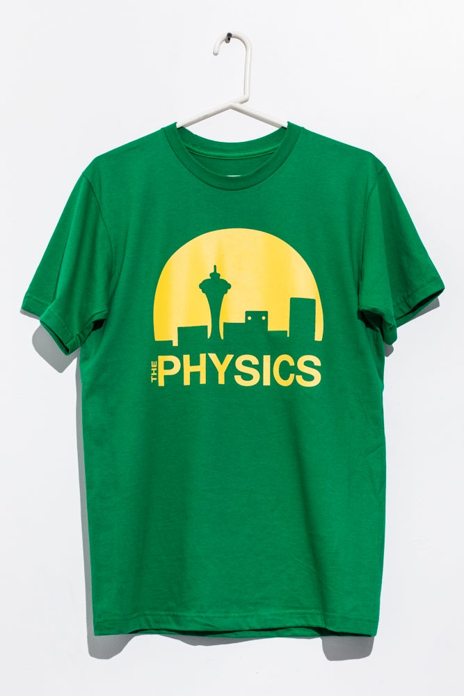 Image of The Physics Sonics tee