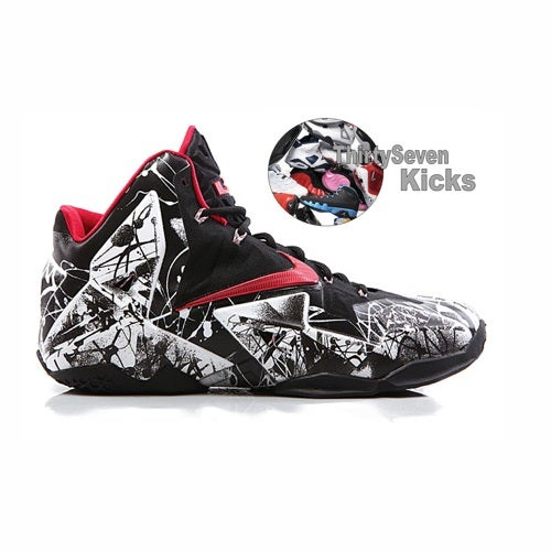 "Image of Lebron 11 ""Graffiti"""