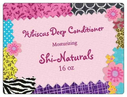 Image of Hibiscus Deep Conditioner - Moisturizing