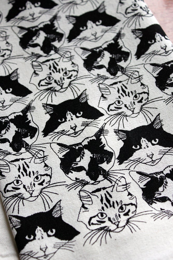 Image of Catmouflage Kitchen Towel