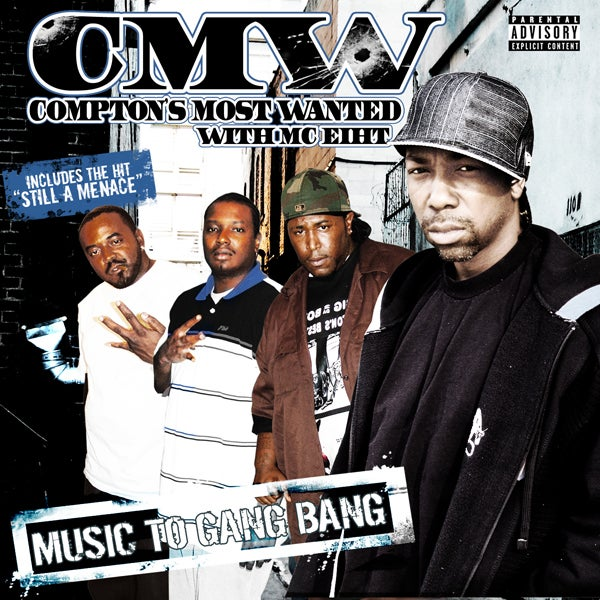 Image of Compton's Most Wanted - Music To Gang Bang